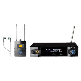 IVM4500 IEM SET - Black - Reference wireless in-ear-monitoring system - Hero