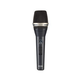 D7 S - Dark Blue - Reference dynamic vocal microphone with on/off switch - Hero