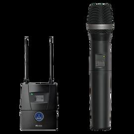 PR4500 HT Set Band 8 (discontinued) - Black - Reference wireless ENG/EFP set - Hero