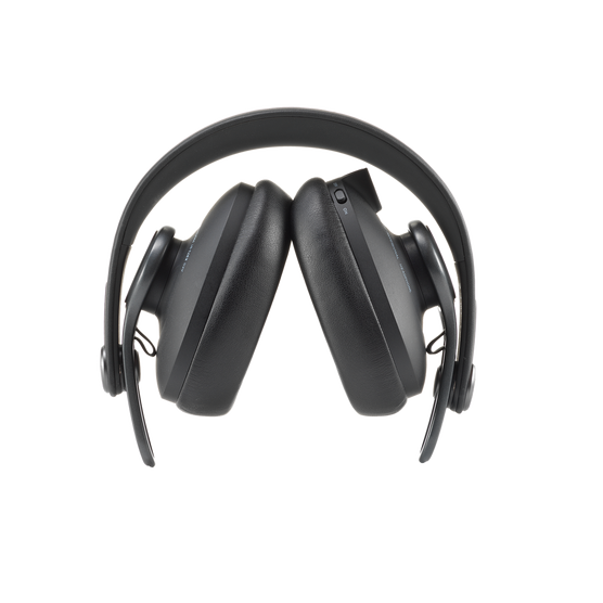 K371-BT - Black - Over-ear, closed-back, foldable studio headphones with Bluetooth - Detailshot 1