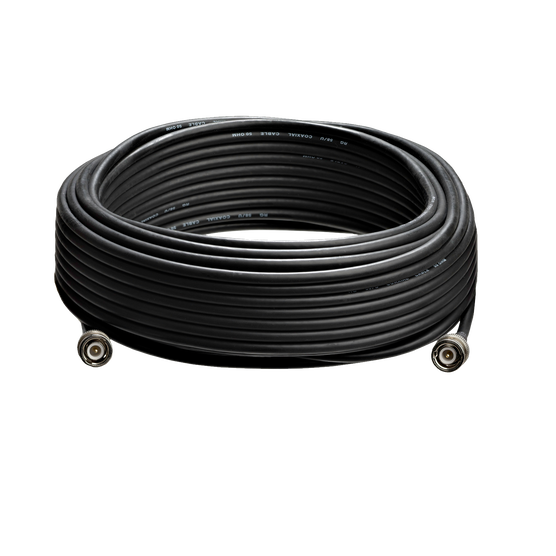 MKA20 - Black - Antenna cable - 20m - Hero
