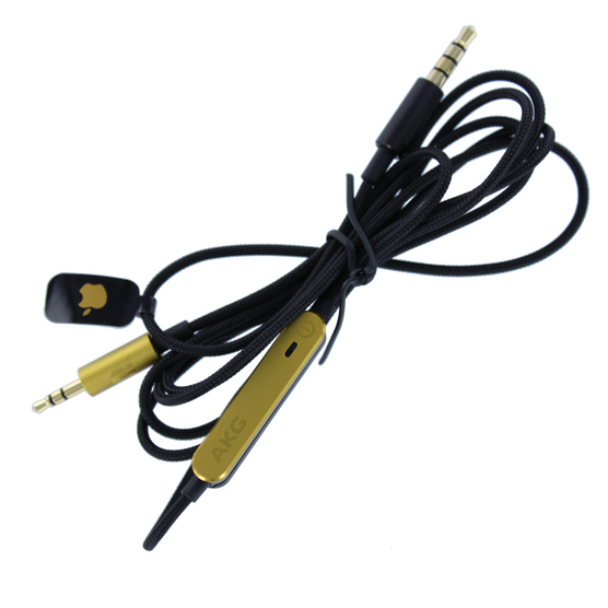Cable with remote, 120cm, IOS, AKG N90
