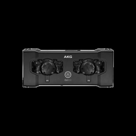 CU800 - Black - Charging unit for DHT800 and DPT800 transmitters - Detailshot 2