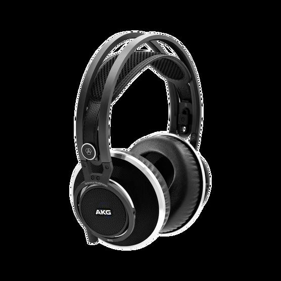 K812 - Black - Superior reference headphones - Hero