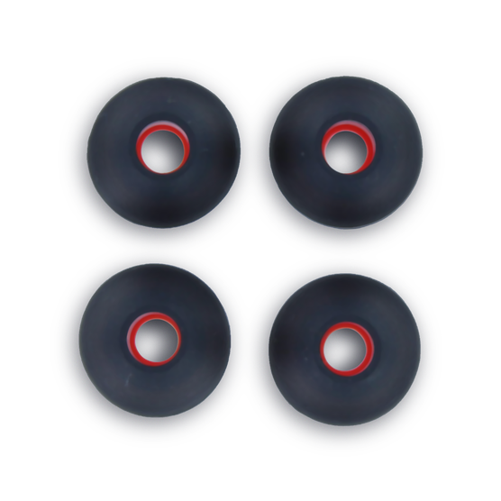 Ear tips set (2pair) for N20NC - Black - Ear tips S (2 pair) - Hero