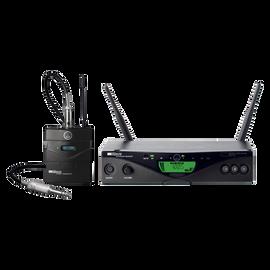 WMS470 Instrumental Set Band3-K 10mW none - Black - Professional wireless microphone system - Hero
