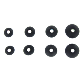 AKG Ear tip set for N40 - Black - Ear tip set S+M+L - Hero