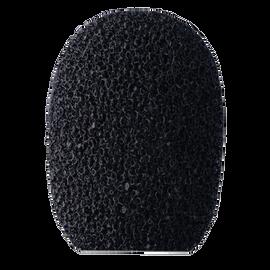 W81 (10 Pack) - Black - Windscreens for LC81 MD MicroLite microphones - Hero