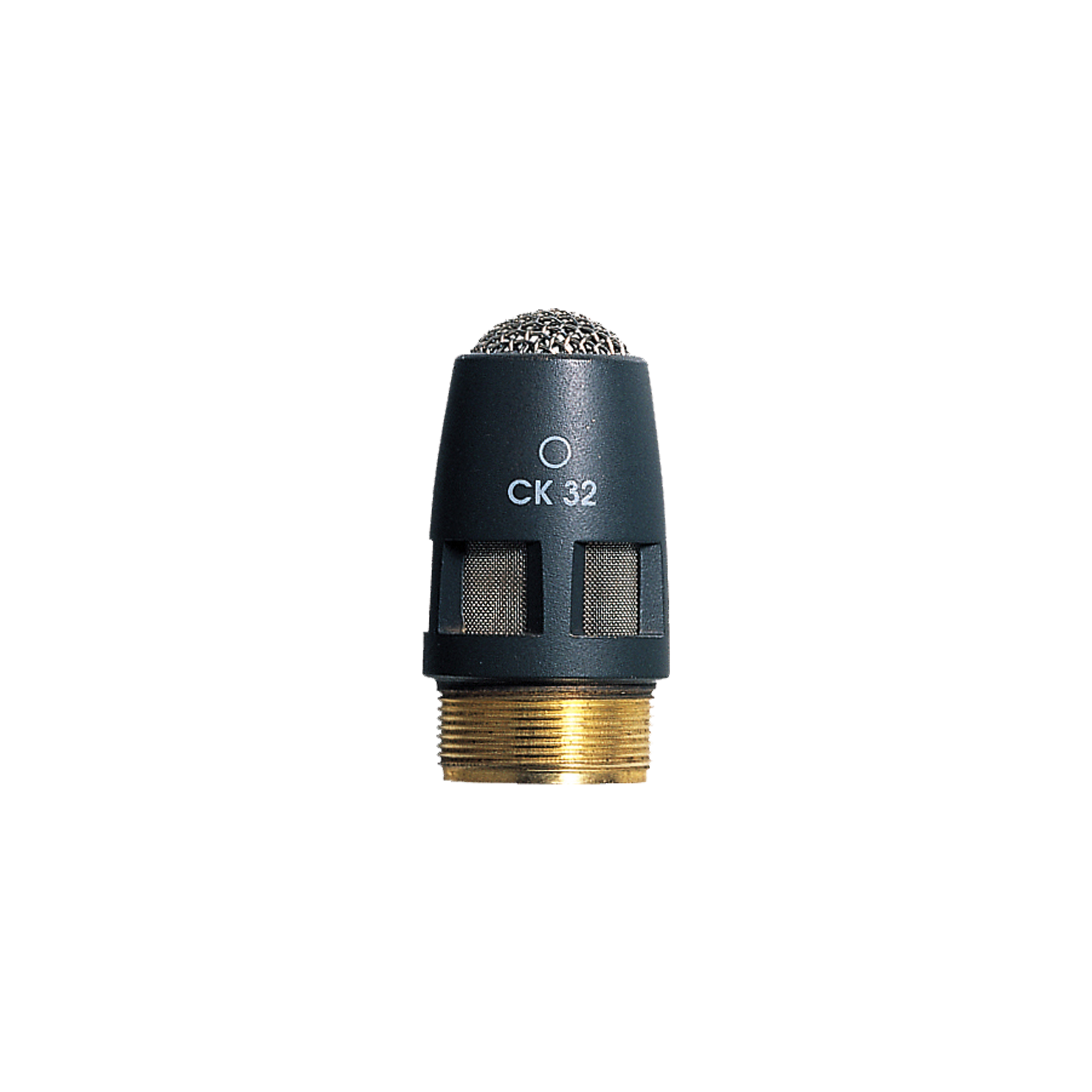 CK32 - Grey - High-performance omnidirectional condenser microphone capsule - DAM Series - Hero