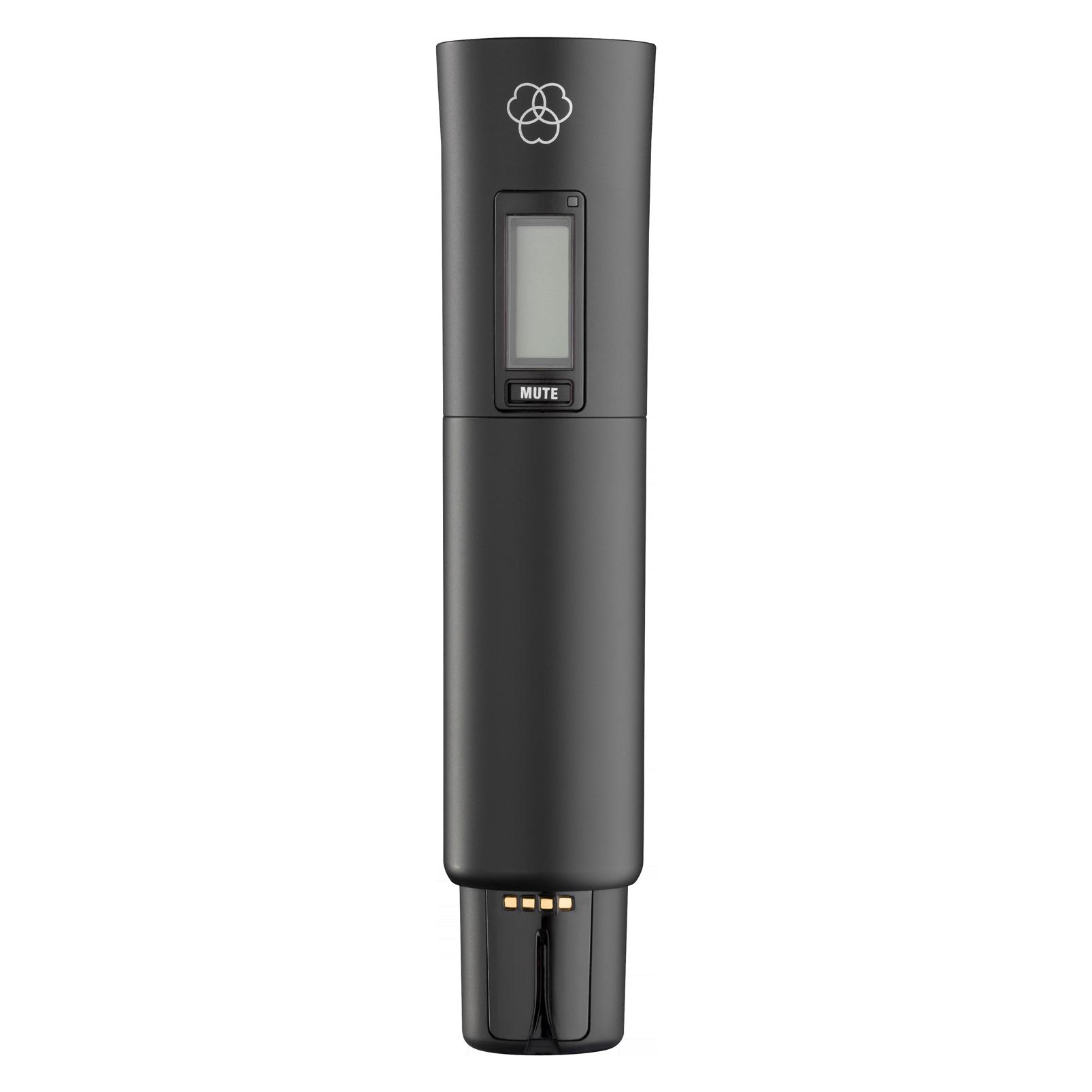 DHT800 Band2-JP 10mW - Black - Reference digital wireless handheld transmitter - Hero
