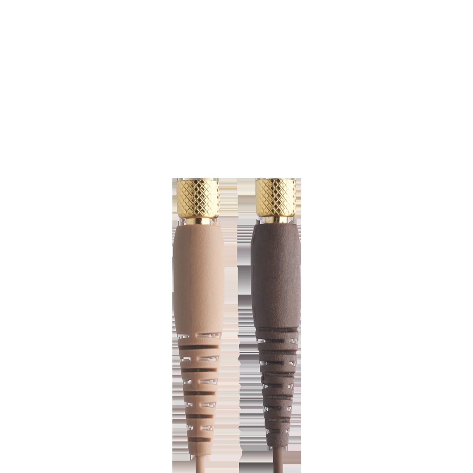 HC82 MD - Beige - Reference lightweight omnidirectional headworn microphone - Detailshot 1