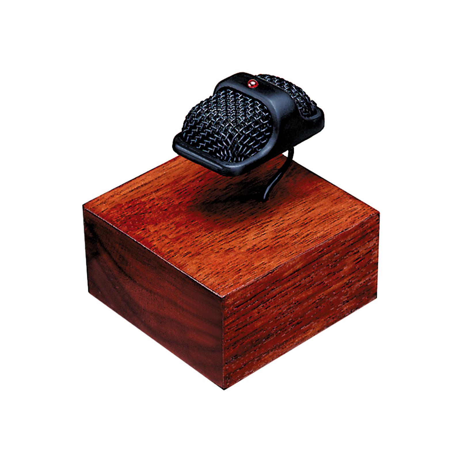 MB4 - Black - Miniature boundary layer microphone - Hero
